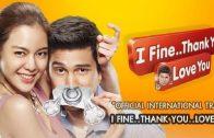 I fine..Thank you..Love you